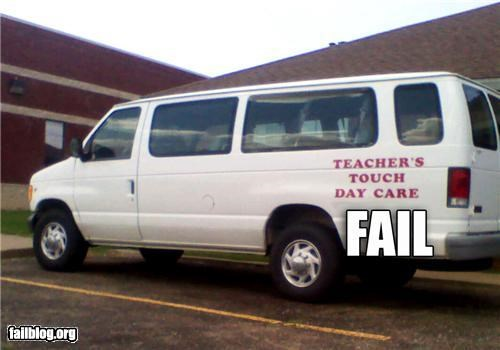 bad name children day care failboat touchy subject vans - 3766022656
