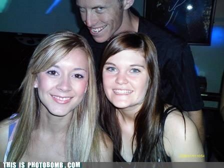 creeper girls gollum grin jk photobomb - 3766217728