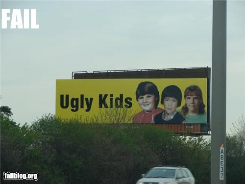 billboards children failboat g rated uglies - 3770817024