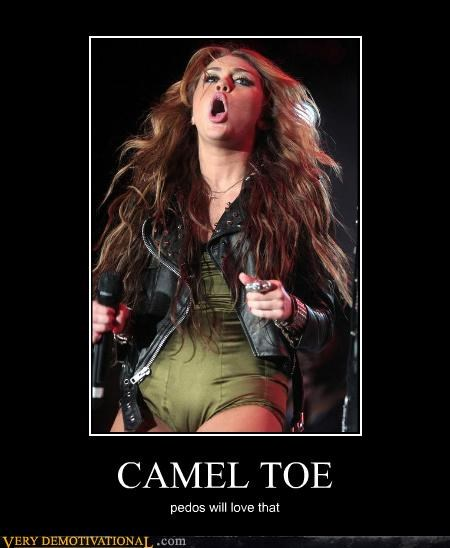 CAMEL TOE pedos will love that