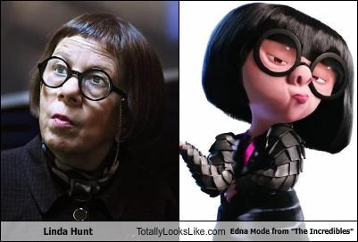 edna mode,linda hunt,the incredibles