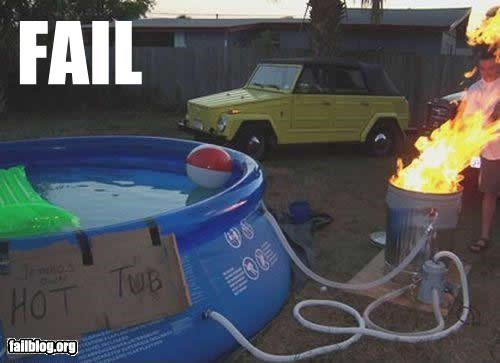 DIY,failboat,g rated,heaters,hot tubs,pools,summer time,warm,water