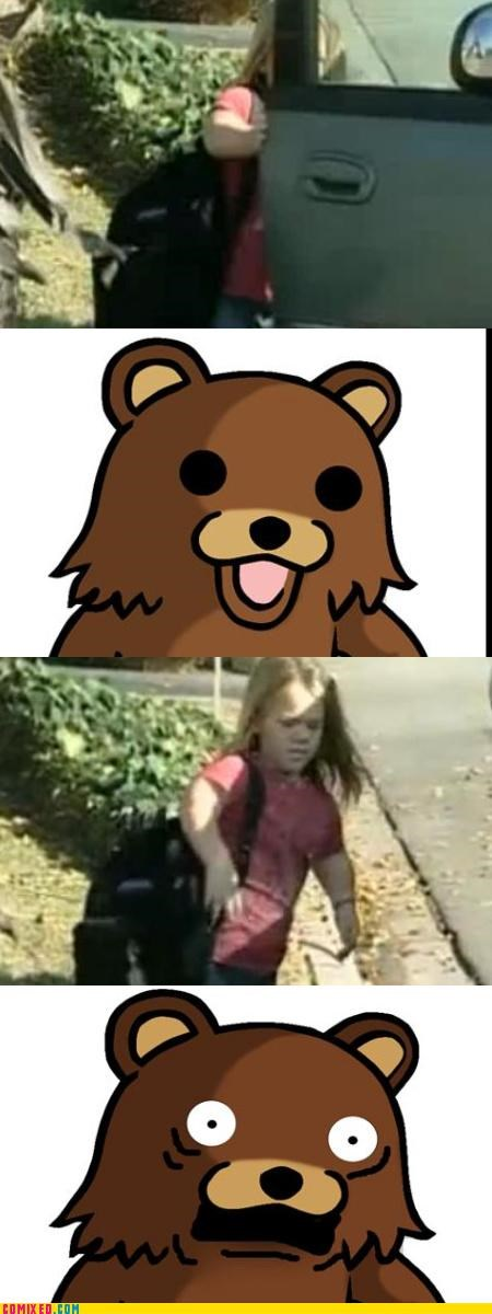animals,children,disappointment,emotions,little people,midgets,pedobear