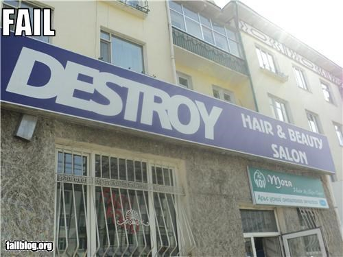 destruction failboat hair name salons - 3773244160