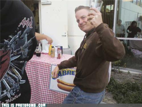 cart genitals hot dog sexy times street vendor - 3773838080