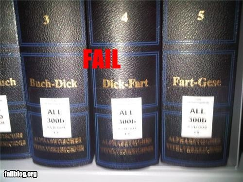 dictionaries,failboat,series,words