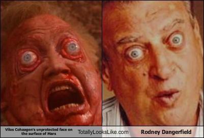 Rodney Dangerfield,vilos cohaagen