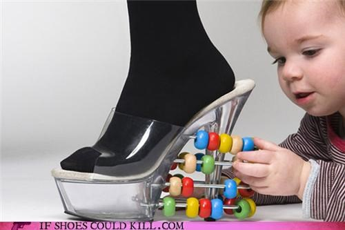 baby child-safe geeky kids platform stripper heels toy - 3775556352