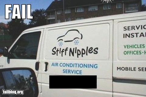 ac,cold air,company name,failboat,nipples,van