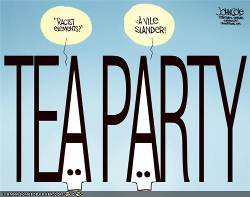 cartoons politics tea party