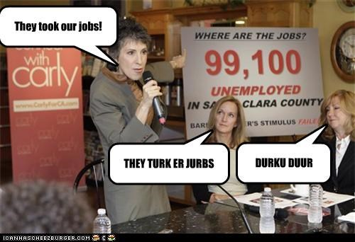 california Carly Fiorina economy politics - 3778022400