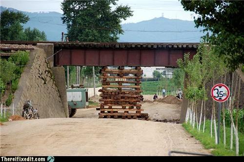 bad pun bridge Kludge pun safety wood - 3783710720