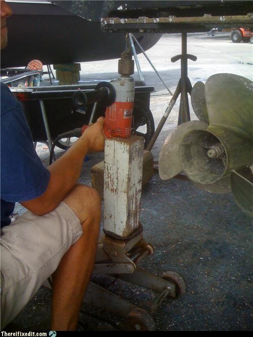 boat drill jack