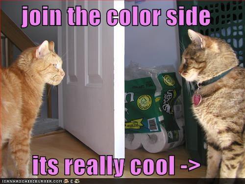 join the color side  its really cool ->
