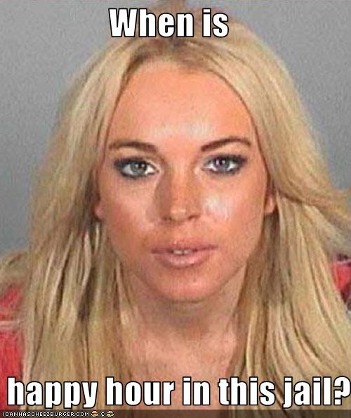 celebrity-pictures-lindsay-lohan-happy-hour jail lindsay lohan lynwood correctional facility prison ROFlash - 3788196352