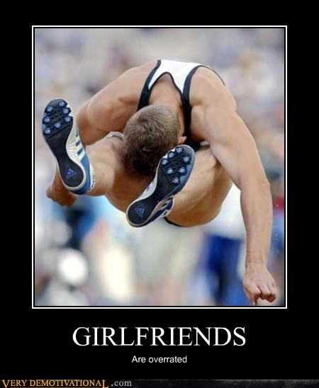 athletes girlfriends impossible relationships Sad self-bjs sex - 3788586496