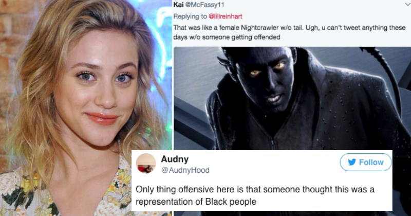 Actress Apologizes for 'Blackface' Costume and Now People Are Offended That Other's Were Offended