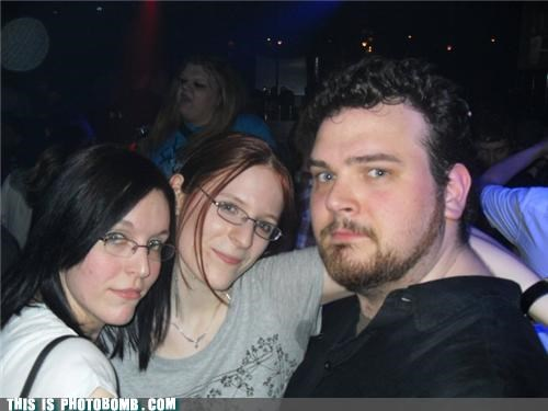 beards clubs jk photobomb trolls - 3793614592