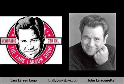 john laroquette lars larsen logo - 3795774976