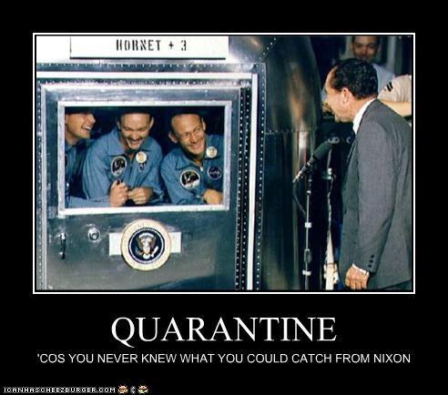 funny presidents retro Richard Nixon space technology - 3797711616