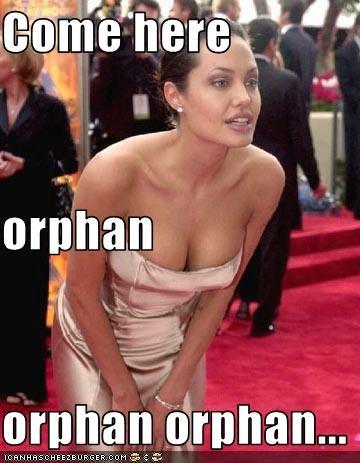 Angelina Jolie brad pitt celeb CELEBRITY MOMS celebrity-pictures-angelina-jolie-here-orphan ROFlash - 3798248448