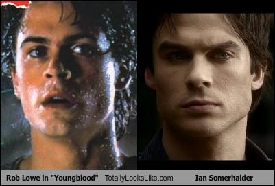 actors ian somerhalder rob lowe youngblood - 3799453696