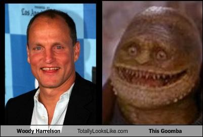 actor goomba Hall of Fame smile woody harrelson - 3799775488
