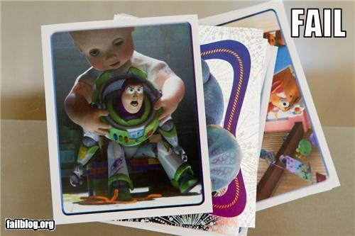 failboat movies stickers Things That Are Doing It toy story 3 - 3800182528