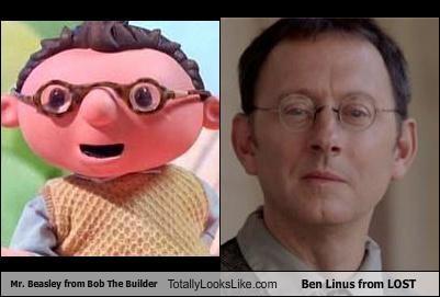 ben linus bob the builder lost mr-beasley - 3802852864