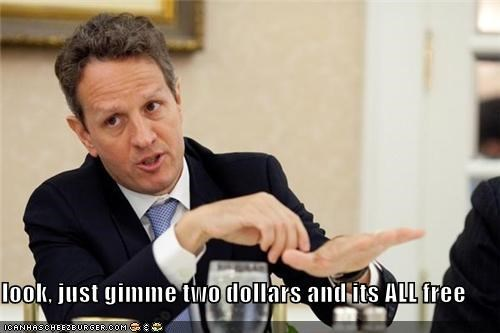 commercial economy funny lolz pop culture Timothy Geithner - 3803156992