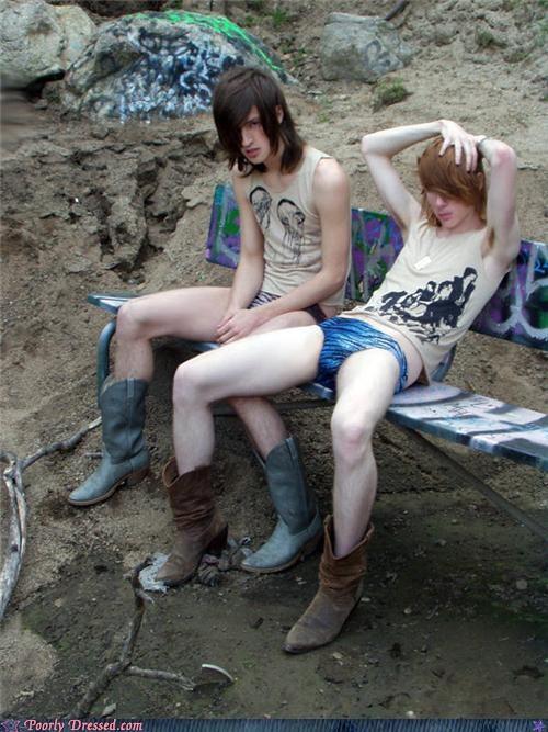 animal print hipsters outdoor activities underwear - 3803931904