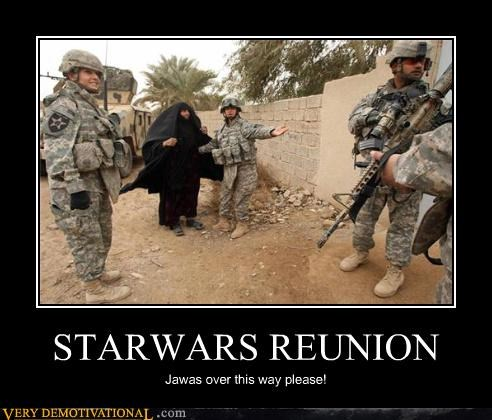 STARWARS REUNION Jawas over this way please!