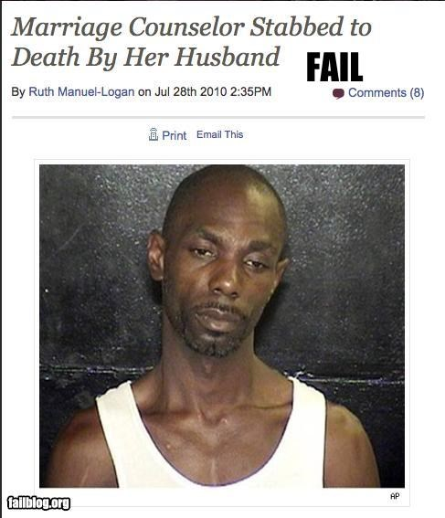 counselors Death failboat marriage news stabbing - 3806077952