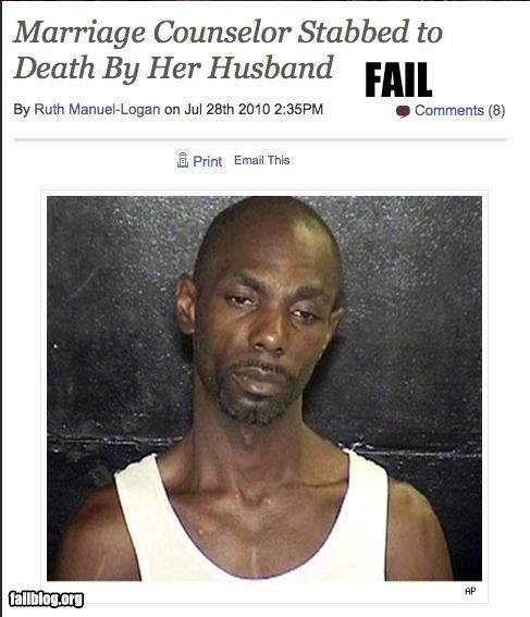 Death failboat marriage news stabbing - 3806077952
