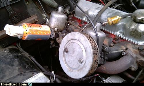car carburetor engine Kludge soda transportation - 3806790400