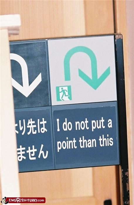 arrow,engrish,point,sign,turn