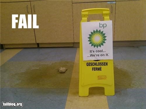 bp classics coffee failboat signs spills videos - 3809544192