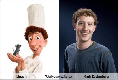 Linguini,Mark Zuckerberg