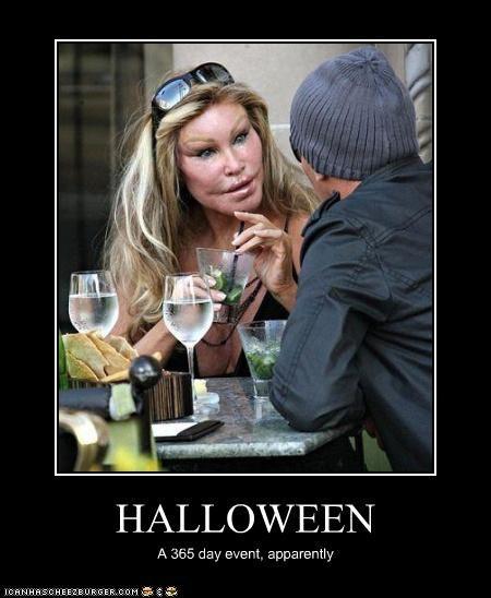 celebrity-pictures-jocelyn-wildenstein-halloween lolz - 3811807232
