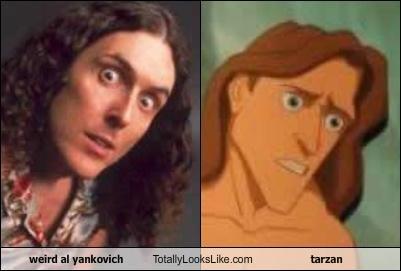 tarzan,weird al yankovich