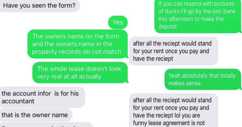 Guy gets a perfect petty revenge on irritable scammer in entertaining texting conversation.