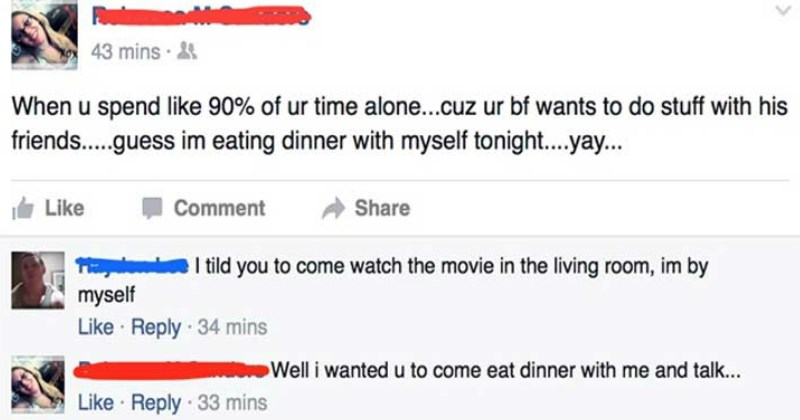 Dumb Facebook FAILs From the Geniuses of Facebook