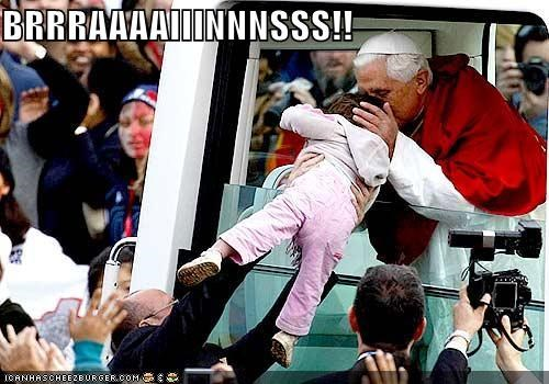 funny lolz Pope Benedict XVI religion - 3816930304