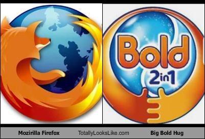 big bold hug browser firefox internet logo - 3817214464