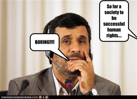 foreign funny iran lolz Mahmoud Ahmadinejad - 3820317696