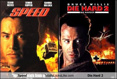 die hard 2,speed