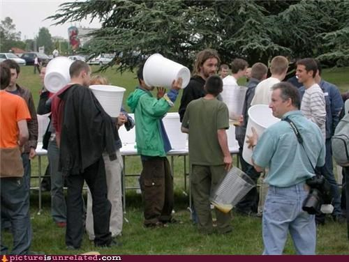 beer cup huge park wtf - 3821095424