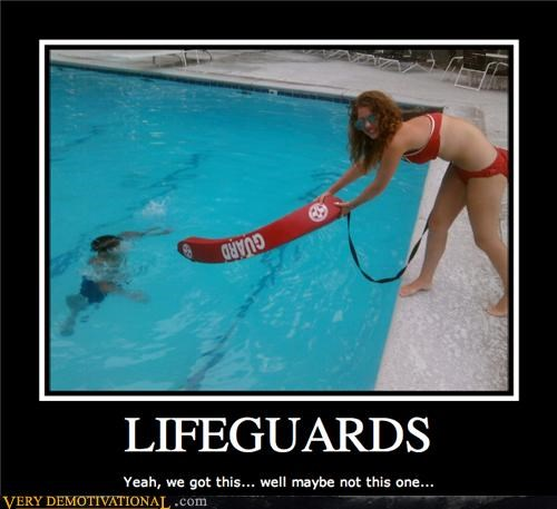 babe drowning life guards Sad swimming whoops - 3821114624