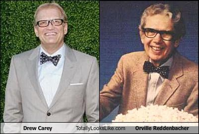 drew carey,orville reddenbacher