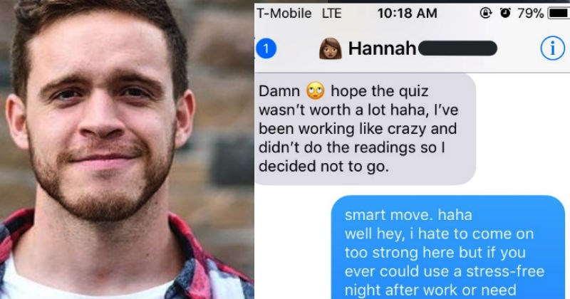 Awesome professor helps his student ask out his crush using the help of philosophy.